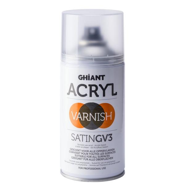 Ghiant Acryl-Klarlack 300ml, seidenglanz