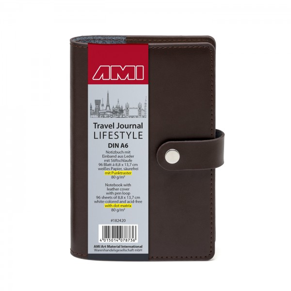 Travel Journal Lifestyle