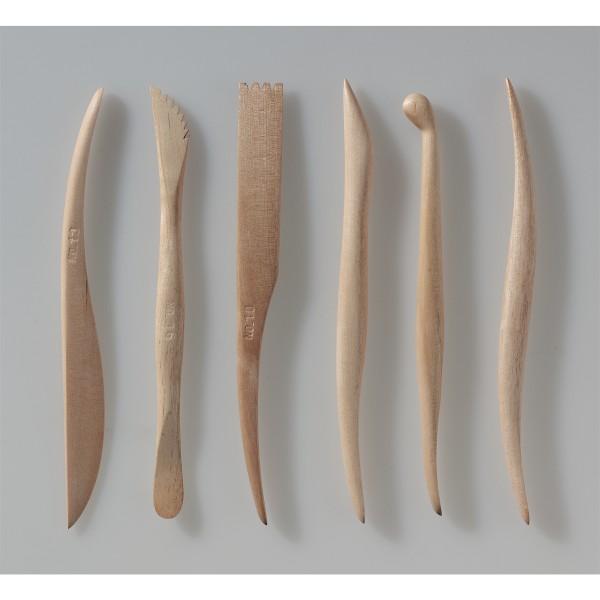 Modellierhölzer Set Nr.1