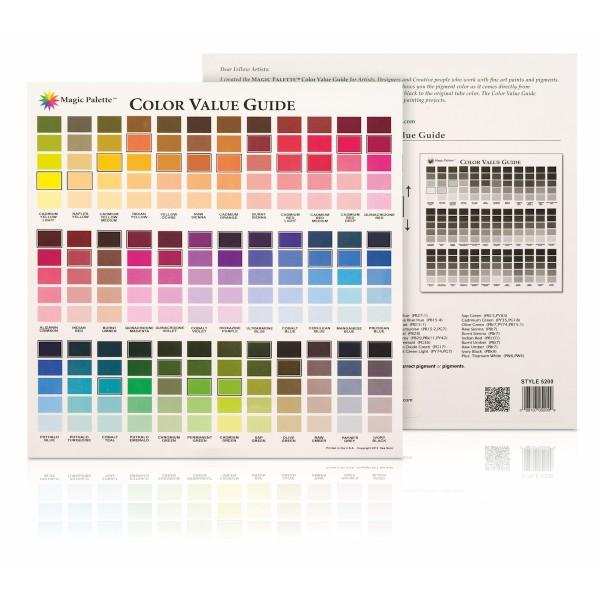 Farbkomponist Magic Palette Color Guide