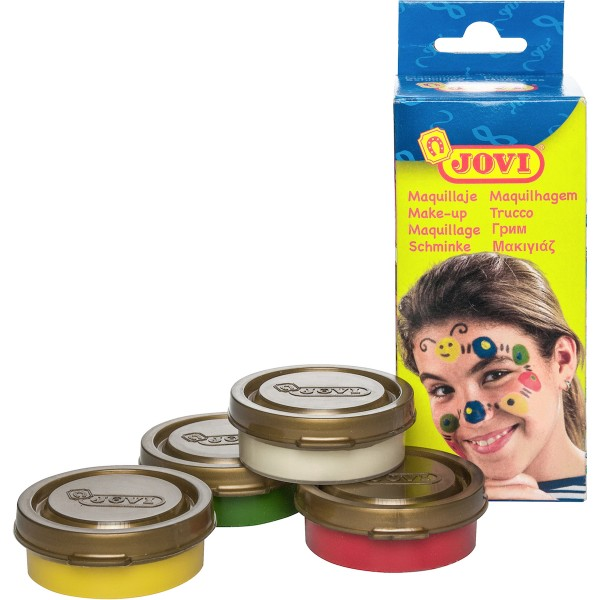 Kinderschminke Set 6 Farben
