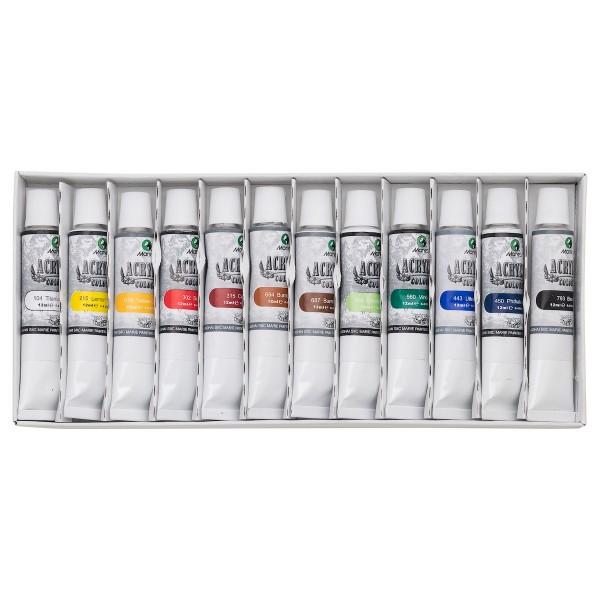 Marie's Acrylfarben Set