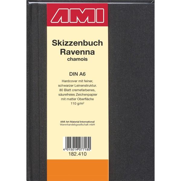 Skizzenbuch Ravenna chamois 110 g/m²