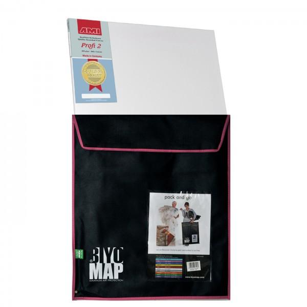 Profi 2, 40x 50cm + Biyomap Tasche