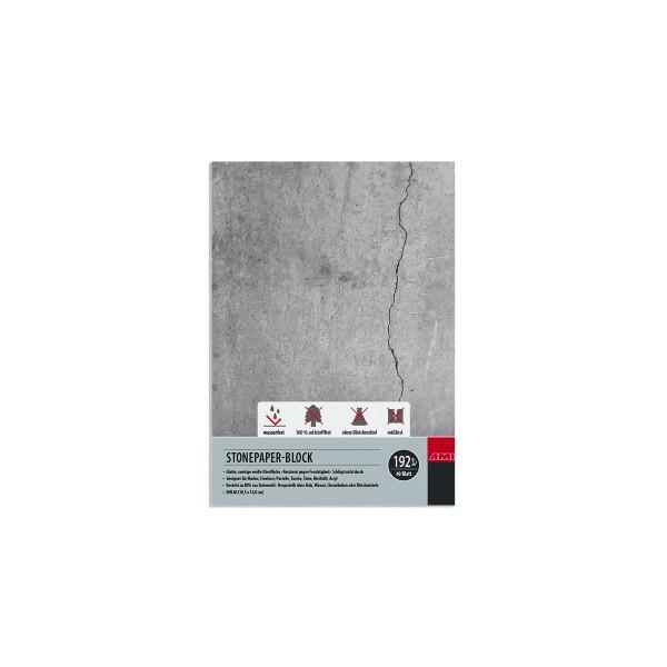 Stonepaper-Block 192 g/m²