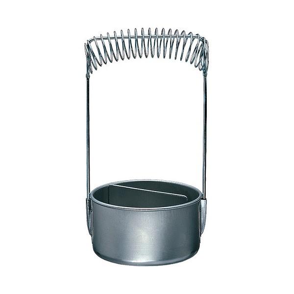 Pinselwascher Ø 10,0cm, Aluminium