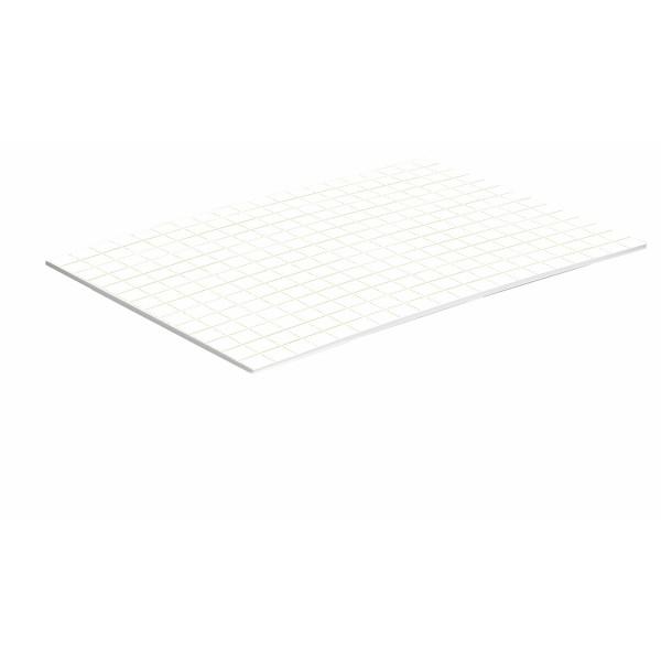 Foamboard-Fix, einseitig weiß kaschiert, 5 mm