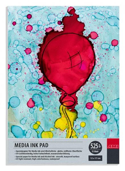 Media Ink Pad 525g/ m²