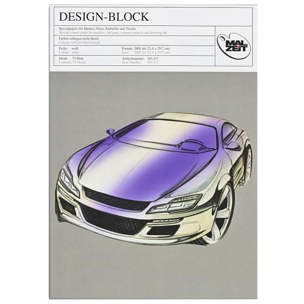Design-Block 70 g/m²