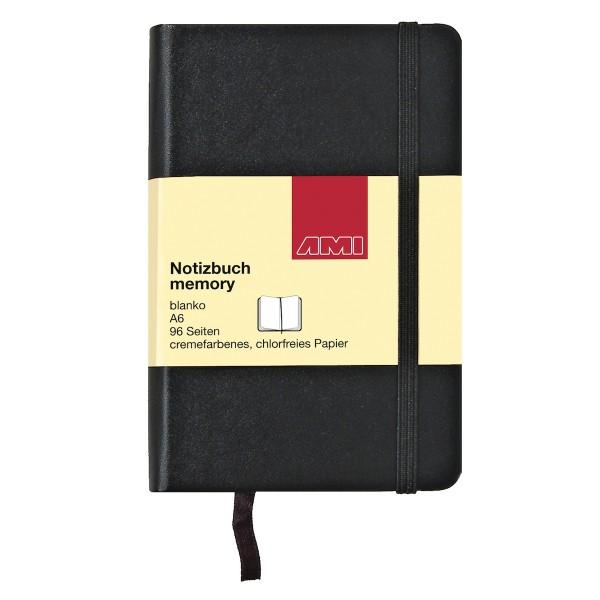 Notizbuch Memory
