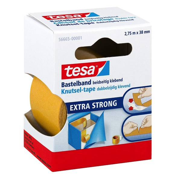Tesa Bastelband EXTRA 2,75m x 38mm