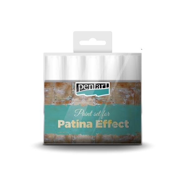 Patina Effekt Paint Set 5x20ml