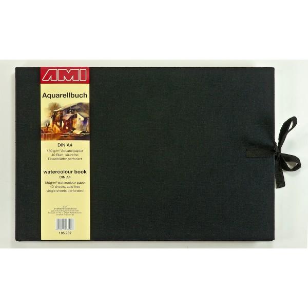 Aquarellbuch 180 g/m²