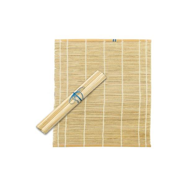 Pinselmatte Bambus 30 x 40 cm