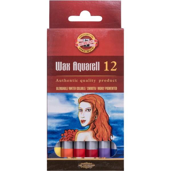Wax Aquarell Set 8280