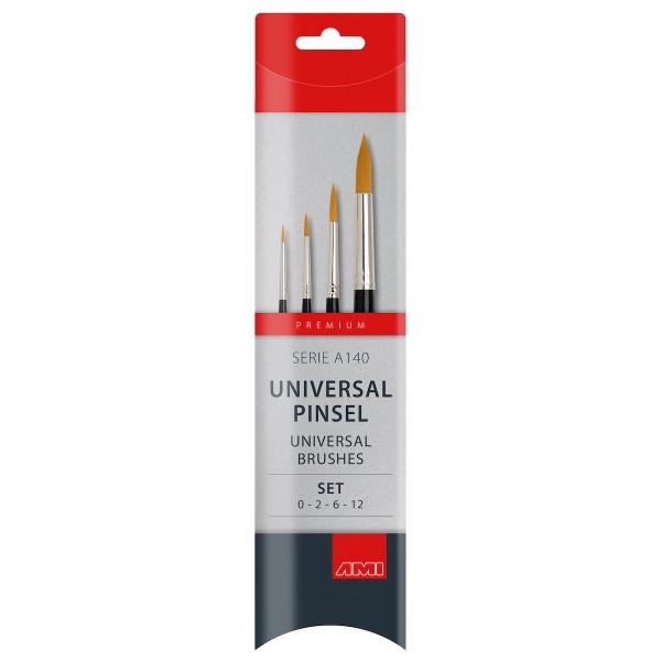 Universalpinsel A140 Set