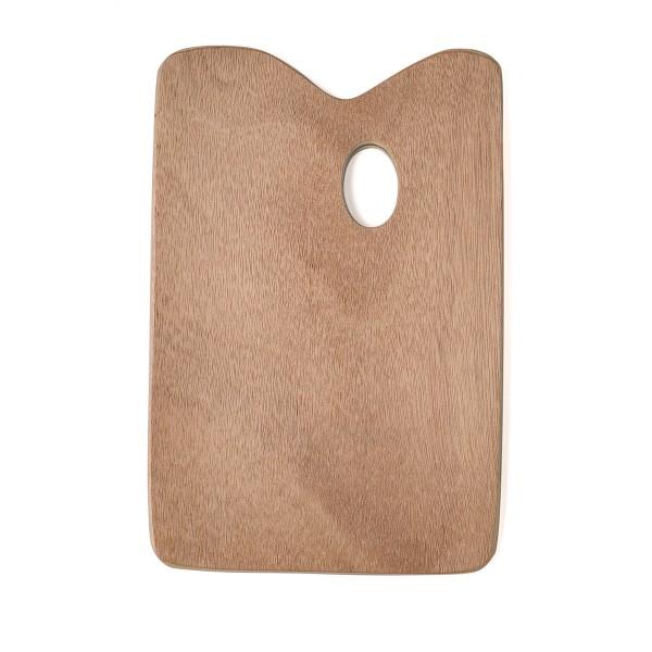 Holzpalette 5 mm, eckig
