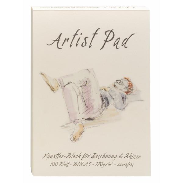 Künstlerblock Artist Pad 170g/m²