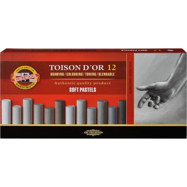 Toison Dòr Pastellkreide Sets 8500