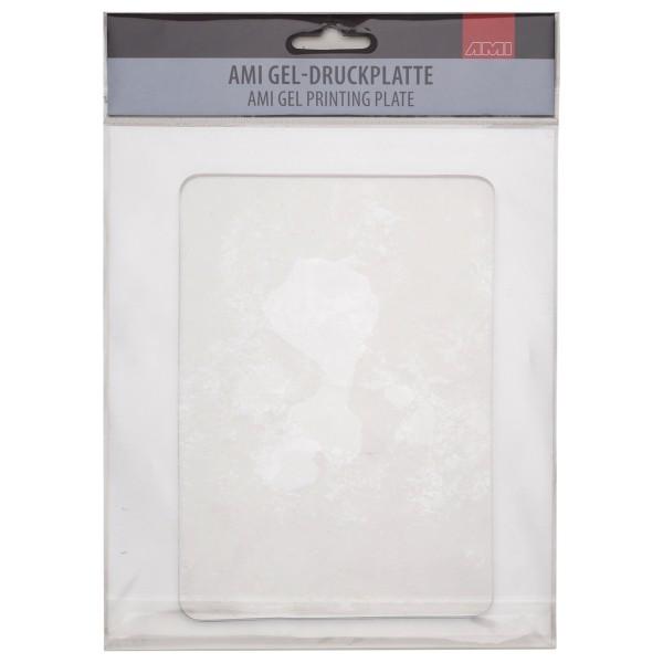 AMI Gel-Druckplatte