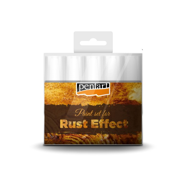 Rost Effekt Paint Set 5x20ml